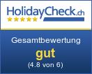 Hotel Albergo - Gesamtbewertung gut (4.7 von 6)