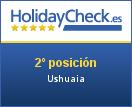 Hotel Campanilla - 2º posición - Ushuaia