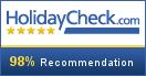 Hotel Horizon Beach Resort - 98% Recommendation
