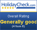 Bed & Breakfast Bou Savy - Overall Rating Excellent  (5.7 from 6)