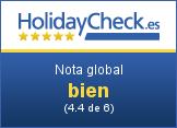 VIK Hotel Arena Blanca - Nota global bien (4.5 de 6)