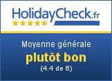 VIK Hotel Arena Blanca - Moyene générale plutôt bon (4.4 de 6)