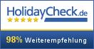 Hotel Stadt Cuxhaven - 98% Weiterempfehlung\