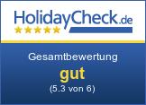 Hotel Trenker - Gesamtbewertung gut (5.5 von 6)