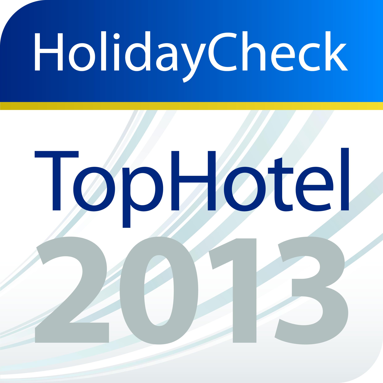 HolidayCheck TopHotel 2013