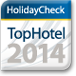 Holidaycheck Top Hotel 2014