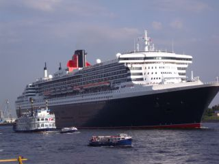 Queen Mary 2 Bild Queen Mary 2