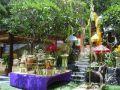 Fête du temple à l'Hôtel Club Bali Mirage