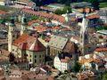 Historic city center Brixen