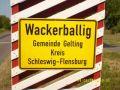 Ferienort Wackerballig
