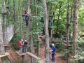 Abenteuerpark Hochseilgarten