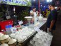 Nachtmarkt Kanchanaburi