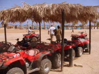 Reviews- Mohamed Beach Buggies at the Royal Azur Resort, Excursion