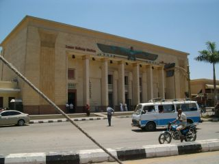 Reviews- Luxor Train Station