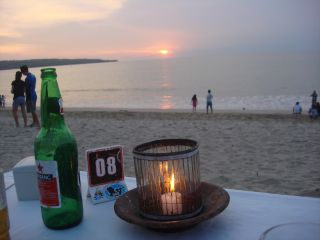 Reviews- Seafood Restaurants at Jimbaran Beach