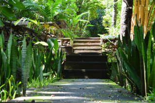 Hot Springs w Banjar / Air Panas