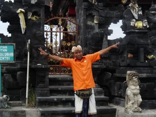 Reviews- Bali Excursions- Guide Freddy & Andreas