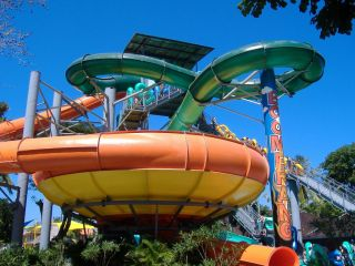 Reviews- Waterbom Park, Amusement Park