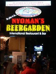 Reviews- Nyomans Beergarden Restaurant