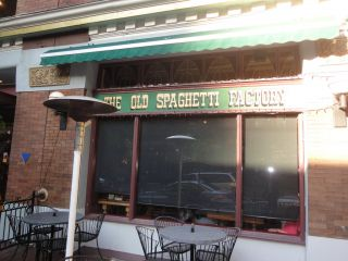 Reviews- The Old Spaghetti Factory Restaurant