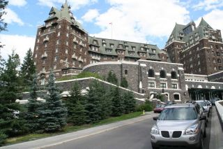Banff Springs Fairmont