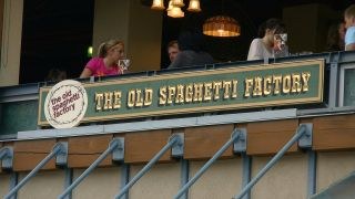 Reviews- The Old Spaghetti Factory