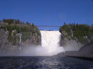 Reviews- Montmorency Falls