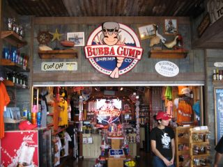 Reviews- Bubba Gump