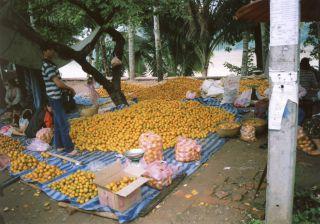 Targ Poranny Luang Prabang