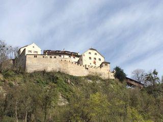 Zamek Vaduz
