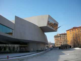 Reviews- MAXXI National Museum of XXI Century Arts