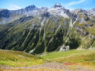 Szlak turystyczny Malles Venosta