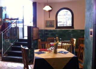 Restauracja Pesce d'Oro