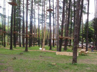 Skytrek park linowy atrakcja turystyczna s dtirol for Boutique hotel sterzing