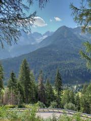 Wycieczka Dolomiten