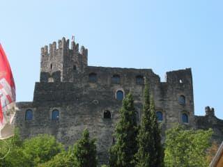 Zamek Drena
