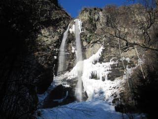 Wodospad Schrambacher
