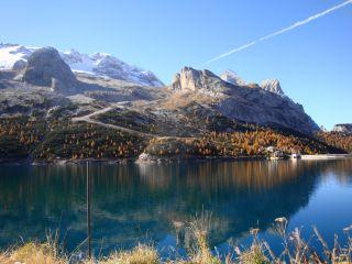 Jezioro Fedaia