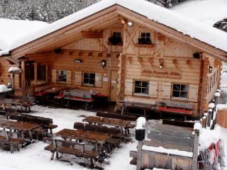 Restauracja Pramulin Hütte