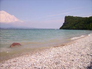 Plaża Manerba del Garda