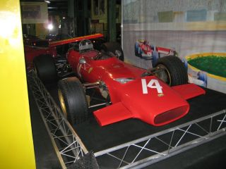 Reviews- The Ferrari Museum