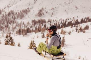Ośrodek narciarski Jochtal