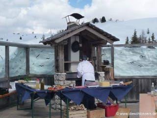 Restauracja La Marmotta