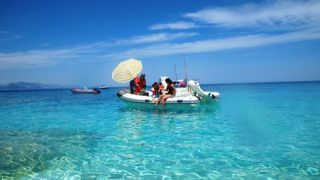 Reviews- Cala Gonone Inflatable ride