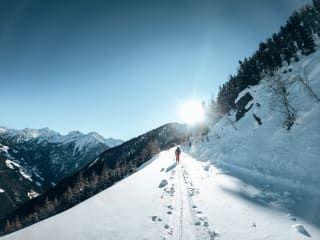 Ośrodek narciarski Ahrntal