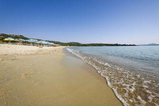 Plaża Barca Bruciata