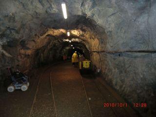 Avis - Musée de la mine de Valle Aurina