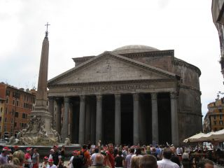 Reviews- Pantheon Roman Temple