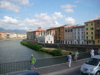 Reviews- Old Town Pisa