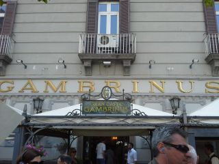 Kawiarnia Gambrinus